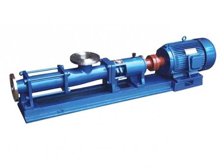 螺杆润滑泵