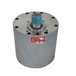 低噪音圆形大流量齿轮油泵